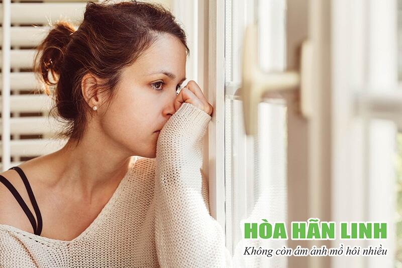 Lo âu, hồi hộp là trạng thái tâm lý thường gặp ở người bị rối loạn thần kinh thực vật